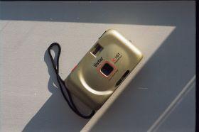 1990s American 35mm Viewfinder