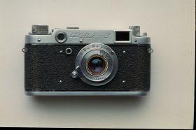 1950s Soviet 35mm Rangefinder