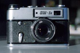1977 USSR 35mm Rangefinder