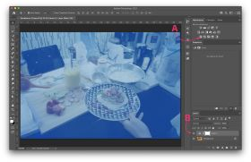 How to Invert Colour Film Negatives in Photoshop