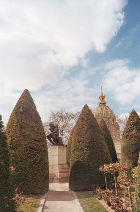 Auguste Rodin on Film