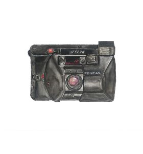 1982 Japanese 35mm Autofocus Viewfinder