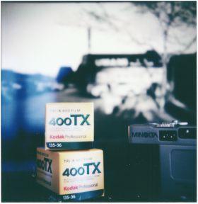 Kodak Tri-X 400 — for Film to Digital Workflows