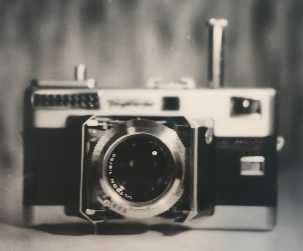 Taken with Polaroid SX-70.