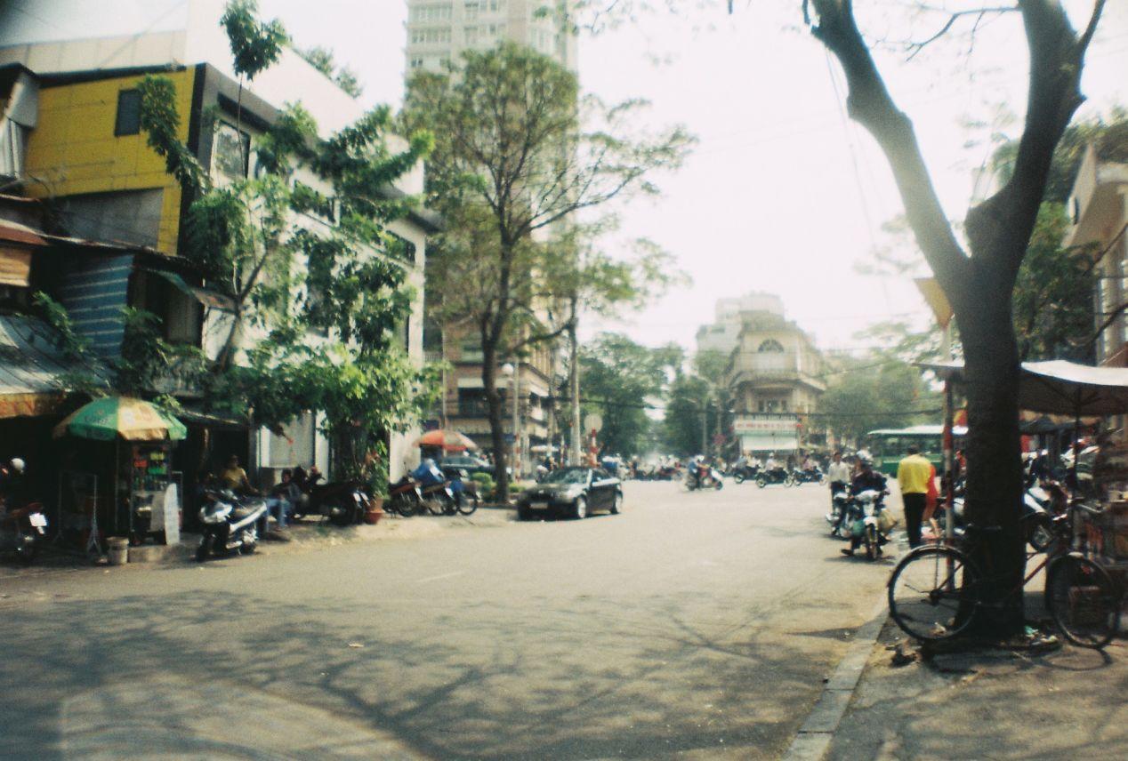 Hanoi 2013.