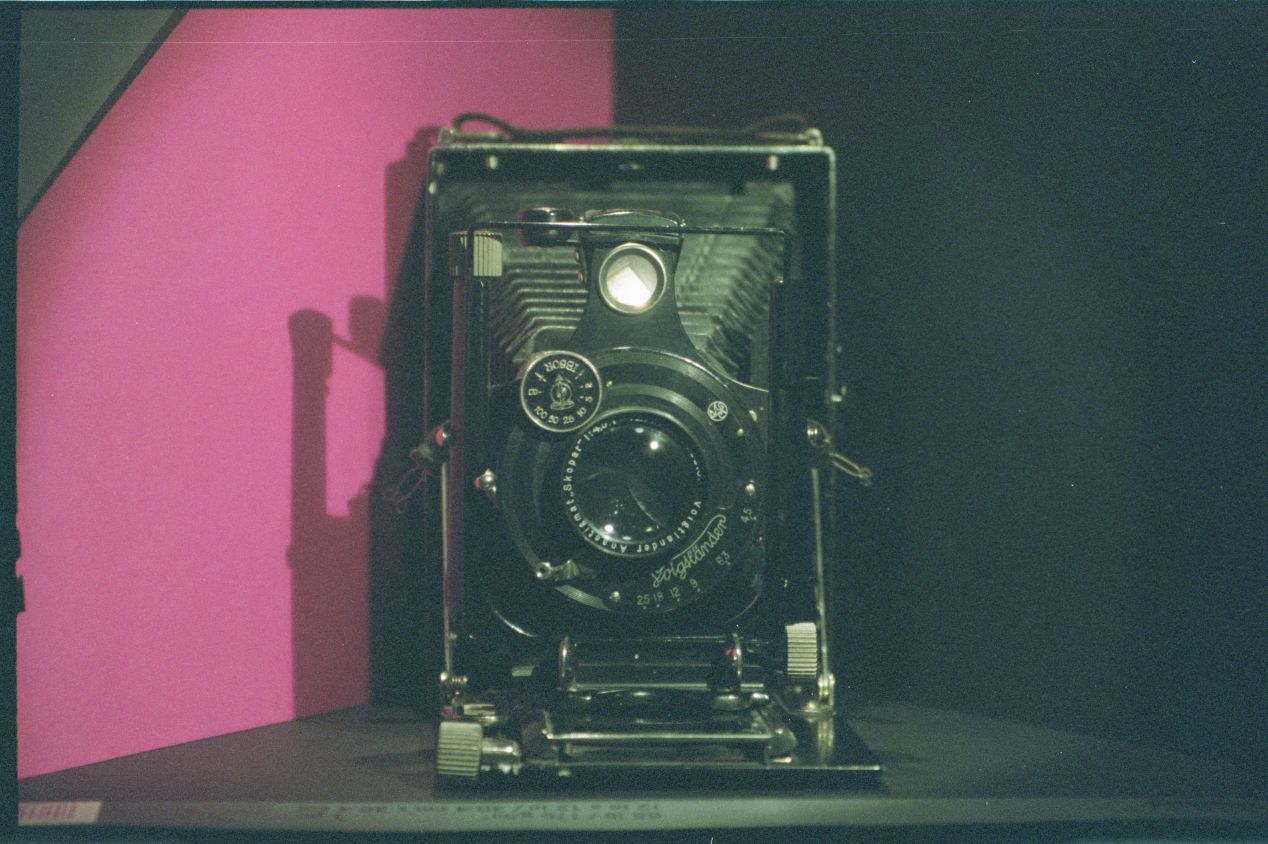 Fujifilm Fujicolor Pro 400H