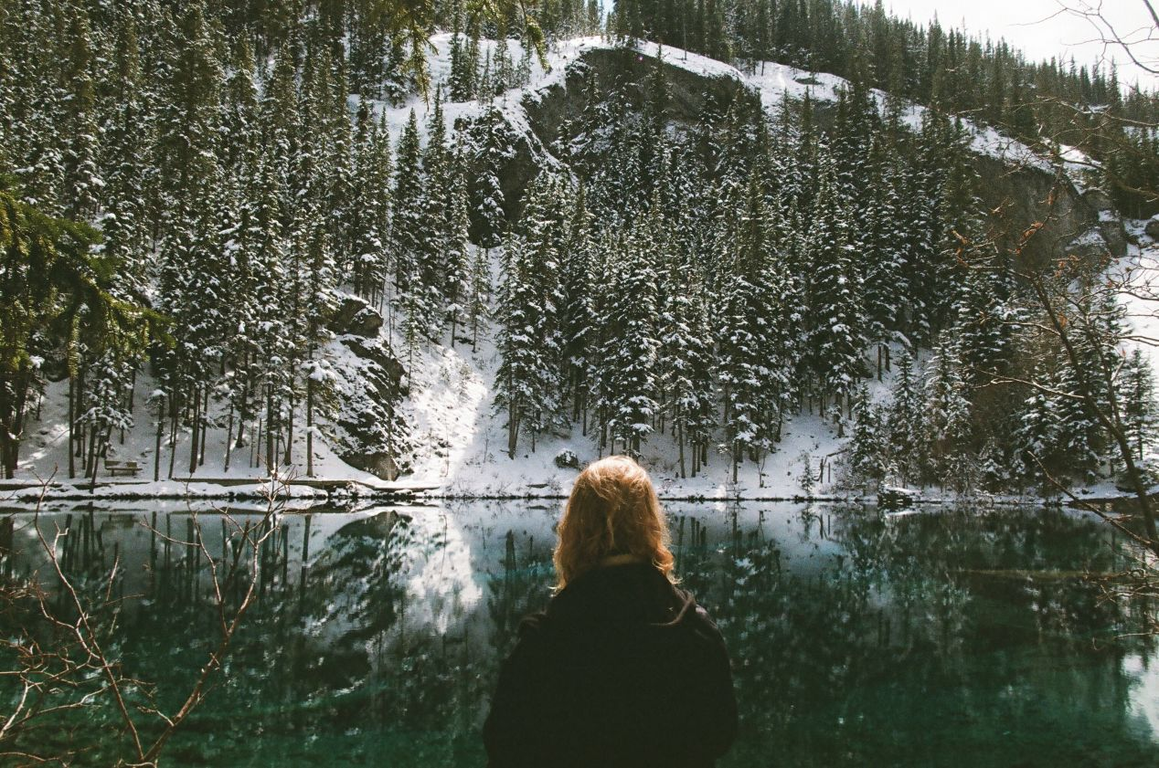 Finding Narnia at Grassi Lakes.