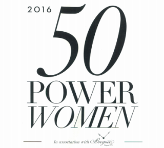 VERVE'S 50 Power Women