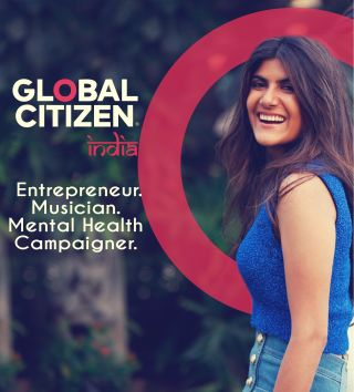 A voice to the movement- Global Citizen