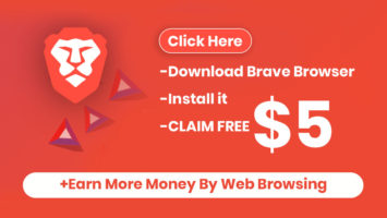 Brave Browser- The Best Web Browser