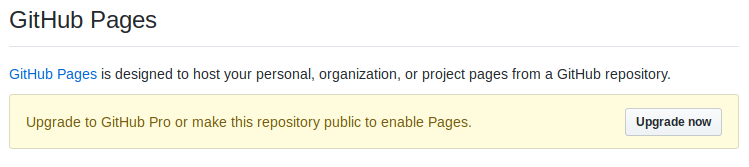 github_Private_repo_github_pages