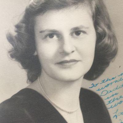 Harriet Rose Tecot (maiden)  Delman (married)