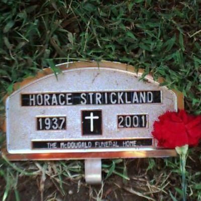 Horace  Strickland