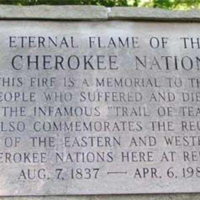 Cherokee  Eternal Flame