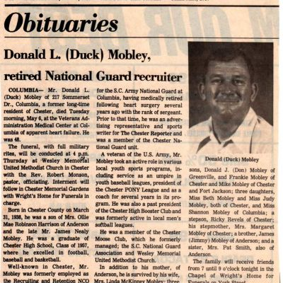 Donald  Mobley