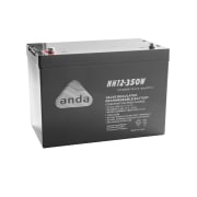 AGM BATTERY NH12V 350W HIGH RATE 90AH (C10) T12