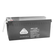 AGM BATTERY NM12V 200AH (C10) T13