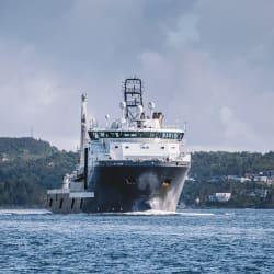Shipping og marine