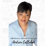 Andrea Callahan principal brand manager
