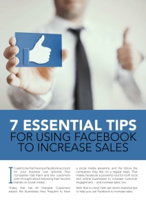 7 Essential Tips for Using Facebook to Increase Sales