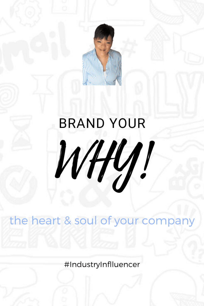 Andrea Callahan Brand Your WHY