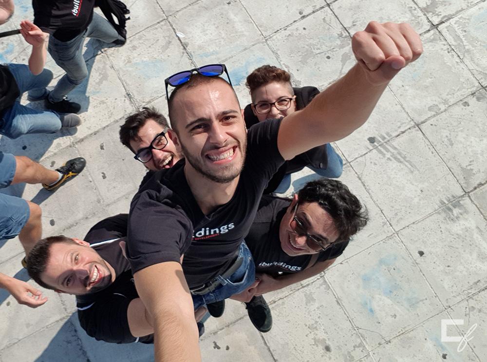 selfie team 1