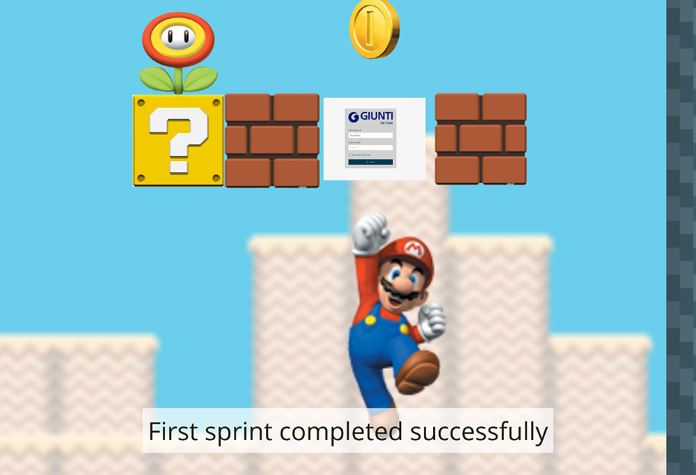 super mario projects presentation