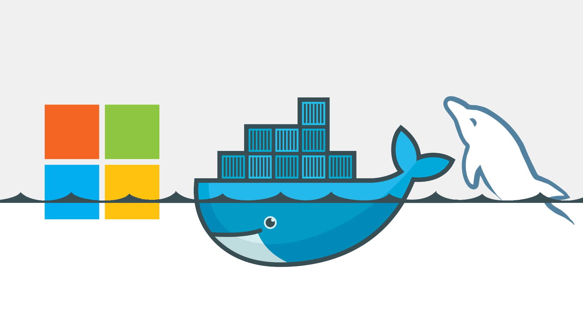 Using EF Core's migration with Docker and MySQL