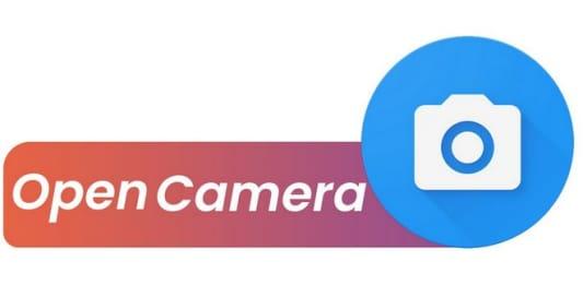 cara setting open camera