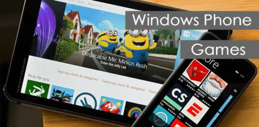 game windows phone terbaik