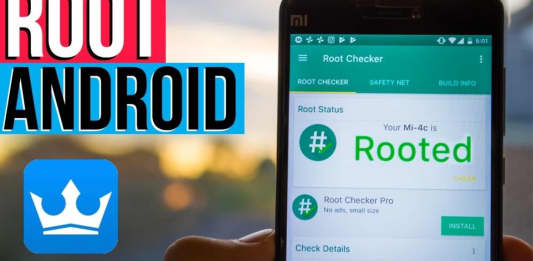 Cara Root HP Android