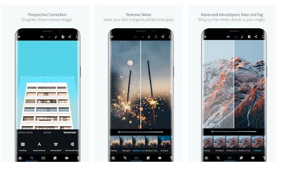 Aplikasi Edit Foto Terbaik Photoshop Express