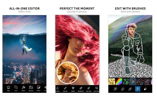 Aplikasi Edit Foto Terbaik PicsArt Photo Studio