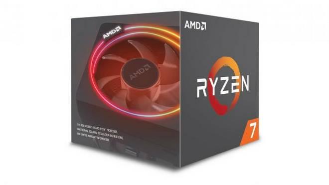 prosesor terbaik AMD Ryzen 7 2700X