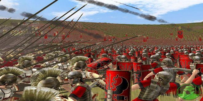 Game Strategi Perang Offline Rome: Total War