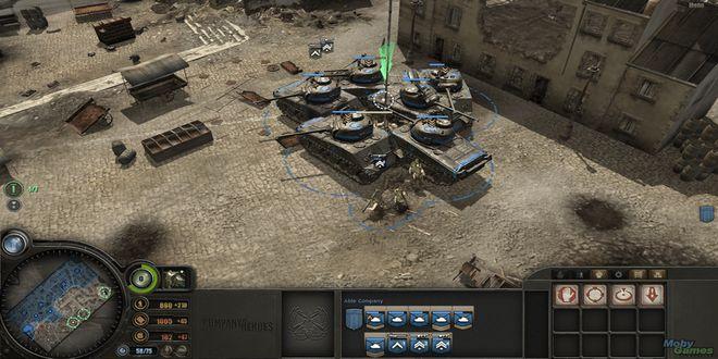 Game Strategi Perang Offline Company of Heroes