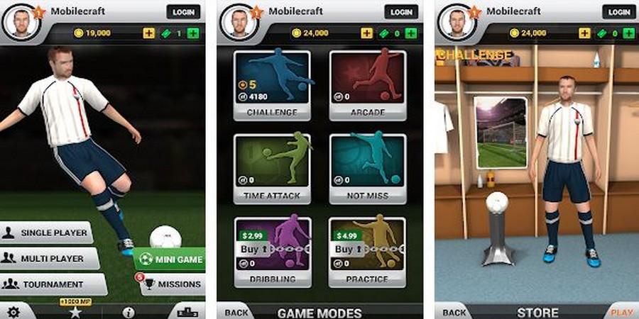 Game Bola Offline Terbaik: Flick Shoot 2
