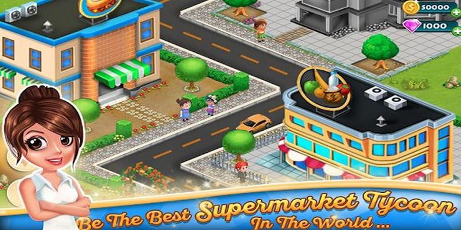 Game Supermarket - Supermarket Tycoon