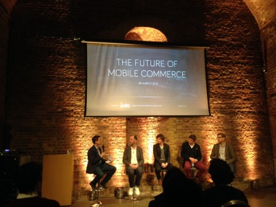 Future of mobile commerce panel