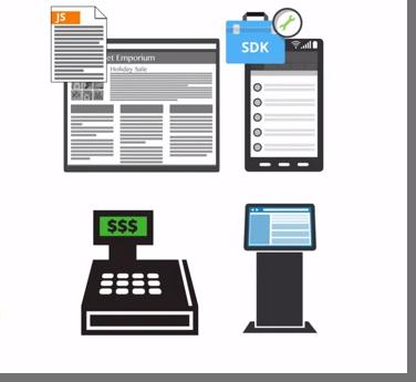 Google analytics web, apps, cash register and kiosk