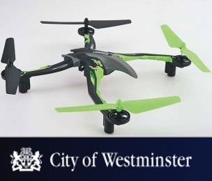 City of Westminster Drone