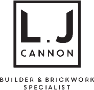 L J Cannon logo by Anna Badger