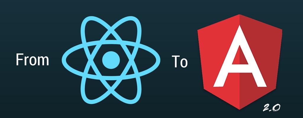 Angular 2 for React Developers