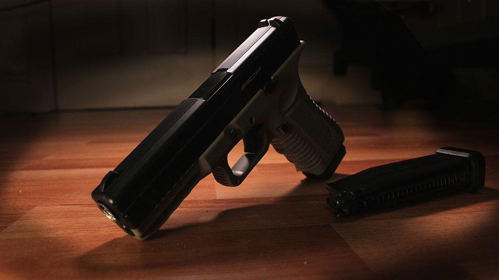 Parts Of A Gun