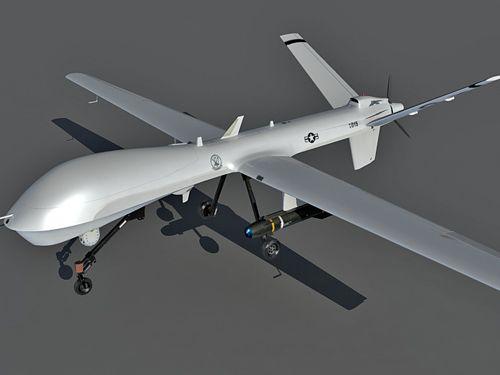 MQ-9 Reaper 3d model