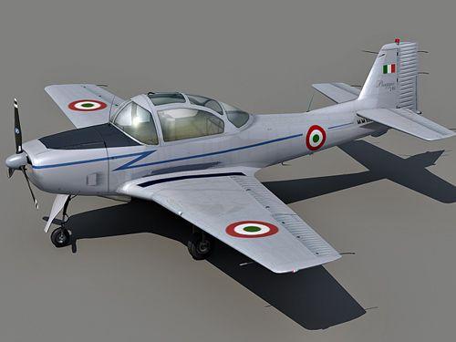 Piaggio/Focke-Wulf 149 3d model
