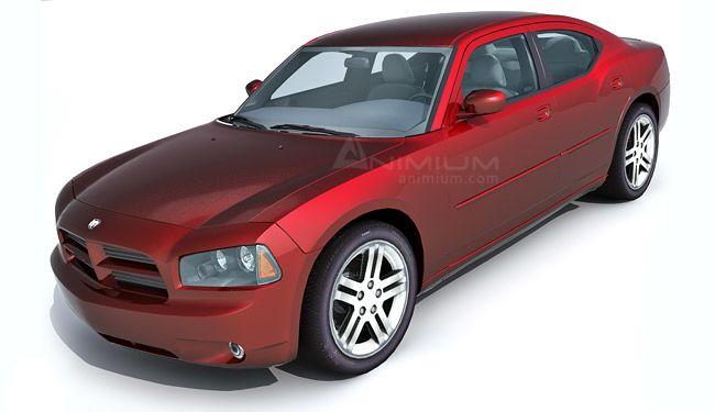 Dodge Charger 3d model