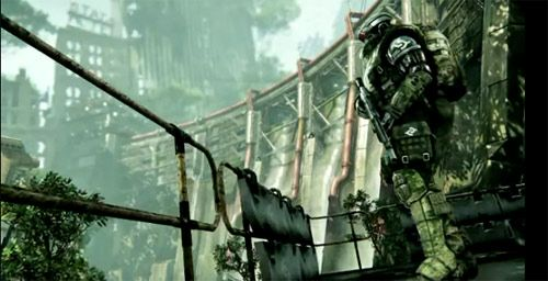 Crysis 3 – Game engine Trailer