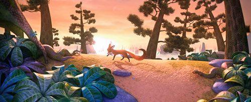 A Fox Tale – Animated Short