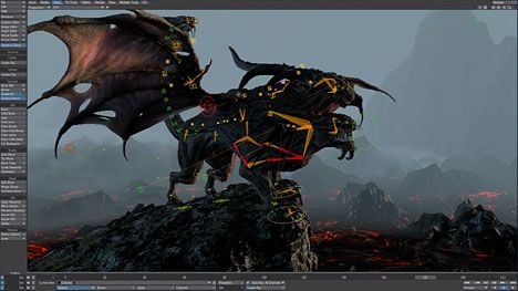 LightWave 11.5 Features